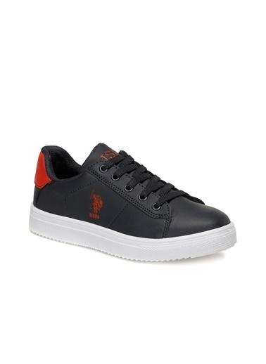 U.S. Polo Assn. Feline Erkek Çocuk Sneaker Ayakkabı Lacivert